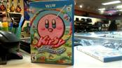 NINTENDO Nintendo Wii U Game KIRBY AND THE RAINBOW CURSE